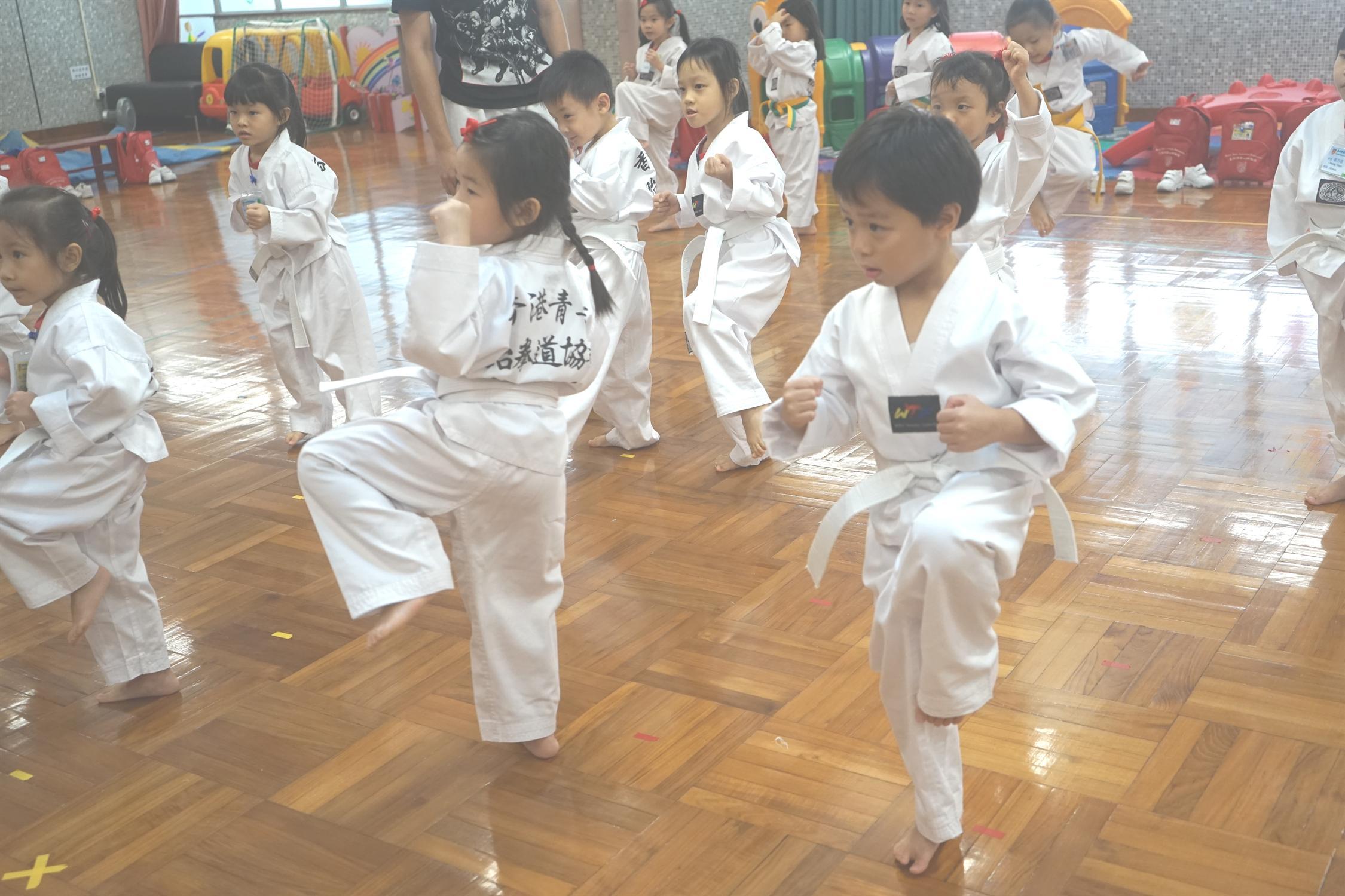跆拳道訓練班